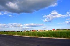 Τέλος του δρόμου Στοκ φωτογραφία με δικαίωμα ελεύθερης χρήσης