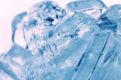 τήξη πάγου κύβων Στοκ φωτογραφία με δικαίωμα ελεύθερης χρήσης