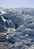 τήξη παγετώνων Στοκ Εικόνες