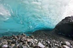 τήξη παγετώνων στοκ φωτογραφία