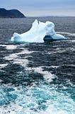 τήξη παγόβουνων Στοκ εικόνα με δικαίωμα ελεύθερης χρήσης