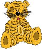 τίγρη βελούδου Στοκ εικόνα με δικαίωμα ελεύθερης χρήσης