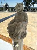 Τίγρη Stone Rai Chiang στοκ φωτογραφία με δικαίωμα ελεύθερης χρήσης