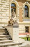 Τίτλος: Sremski Karlovci, Σερβία - 12 Ιουνίου 2019: Γραφείου γυμνάσιο σε Sremski Karlovci Σερβία στοκ φωτογραφίες
