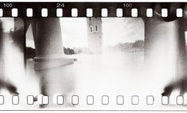 ταινία ανασκόπησης Στοκ Εικόνες