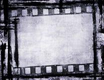 ταινία ανασκόπησης grunge διανυσματική απεικόνιση