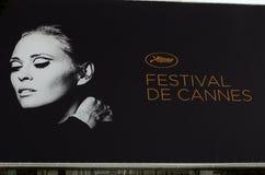 ταινία Γαλλία φεστιβάλ τω στοκ φωτογραφίες με δικαίωμα ελεύθερης χρήσης