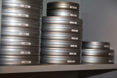 ταινία κιβωτίων Στοκ εικόνα με δικαίωμα ελεύθερης χρήσης