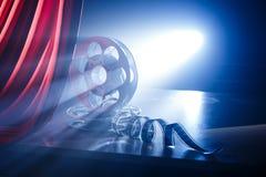 Ταινία κινηματογράφων Στοκ Εικόνες