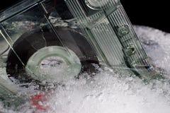 ταινία πάγου 7 Στοκ Εικόνα
