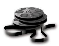 ταινία στροφίων Στοκ εικόνα με δικαίωμα ελεύθερης χρήσης