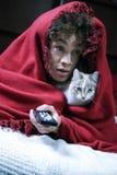 ταινία τρόμου Στοκ φωτογραφία με δικαίωμα ελεύθερης χρήσης