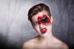 Ταινία φρίκης Στοκ Εικόνες