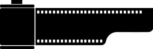 ταινία φωτογραφιών κασετώ& Στοκ Φωτογραφίες