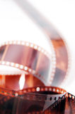 ταινία 35mm αρνητική Στοκ Εικόνες