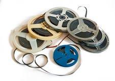 ταινίες Στοκ εικόνα με δικαίωμα ελεύθερης χρήσης