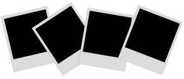 Ταινίες Polaroid Στοκ φωτογραφίες με δικαίωμα ελεύθερης χρήσης