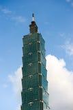 Ταιπέι 101 Στοκ φωτογραφία με δικαίωμα ελεύθερης χρήσης