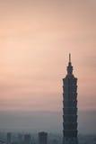 101 Ταιπέι Στοκ εικόνες με δικαίωμα ελεύθερης χρήσης