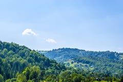 Τακτοποίηση βουνών Στοκ Φωτογραφίες