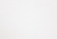 Τακτοποιημένο σημειωματάριο έγγραφο πλέγματος γραφικών παραστάσεων με το διάστημα αντιγράφων στοκ εικόνες