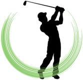 ταλάντευση γκολφ ελεύθερη απεικόνιση δικαιώματος
