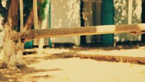 Ταλάντευση στην κίνηση σχοινιών Αγροτικό μήκος σε πόδηα φιλμ μικρού μήκους