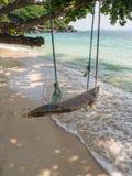 Ταλάντευση σχοινιών θαλασσίως στοκ εικόνα με δικαίωμα ελεύθερης χρήσης