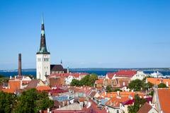 Ταλίν Στοκ εικόνες με δικαίωμα ελεύθερης χρήσης