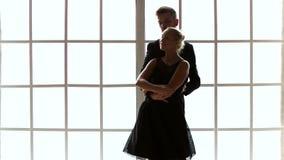 Ταλαντούχος σύγχρονος χορός χορού επαγγελματιών καλλιτεχνών απόθεμα βίντεο