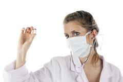 ταμπλέτα γιατρών στοκ φωτογραφία