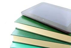 Ταμπλέτα αναγνωστών EBook Στοκ φωτογραφία με δικαίωμα ελεύθερης χρήσης