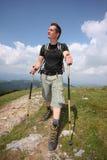 ταξίδι βουνών Στοκ φωτογραφίες με δικαίωμα ελεύθερης χρήσης