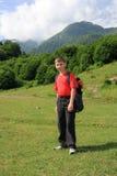 ταξίδι βουνών στοκ εικόνα με δικαίωμα ελεύθερης χρήσης