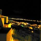 Ταξίδι γύρου νύχτας του Μαρόκου στοκ φωτογραφίες με δικαίωμα ελεύθερης χρήσης