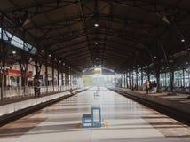 Ταξίδι, η πηγή οποιωνδήποτε προβλημάτων Στοκ Εικόνες
