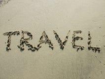 ταξίδι με σκοπό τις διακοπές έννοιας Στοκ Εικόνες