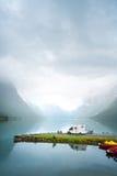 Ταξίδι οικογενειακών διακοπών, ταξίδι διακοπών στο motorhome Στοκ φωτογραφία με δικαίωμα ελεύθερης χρήσης
