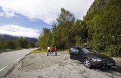 ταξίδι σπασιμάτων Στοκ φωτογραφία με δικαίωμα ελεύθερης χρήσης