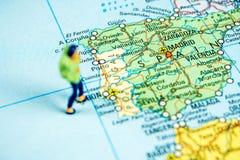 Ταξίδι στην Ισπανία στοκ εικόνα