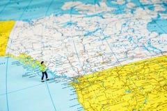 Ταξίδι στον Καναδά στοκ εικόνα
