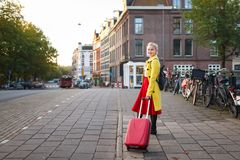 Ταξίδι στο Άμστερνταμ Στοκ φωτογραφία με δικαίωμα ελεύθερης χρήσης