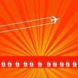 Ταξίδι τουρισμού ελεύθερη απεικόνιση δικαιώματος