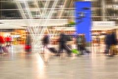 Ταξίδι ανθρώπων Στοκ φωτογραφία με δικαίωμα ελεύθερης χρήσης