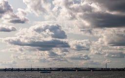 Ταξίδι βαρκών Στοκ φωτογραφία με δικαίωμα ελεύθερης χρήσης