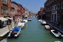 Ταξίδι ημέρας Murano Στοκ Φωτογραφίες