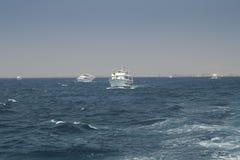 Ταξίδι θάλασσας Στοκ εικόνα με δικαίωμα ελεύθερης χρήσης