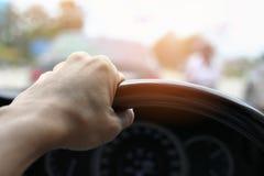 Ταξίδι οδικού ταξιδιού αυτοκινήτων οχημάτων κίνησης ταξιδιών ανθρώπων Στοκ Εικόνες