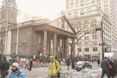 Ταξίδι πόλεων της Νέας Υόρκης στοκ εικόνα