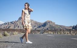Ταξίδι στα βουνά στοκ εικόνα με δικαίωμα ελεύθερης χρήσης